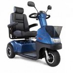 Breeze Afikim Mobility Scooters