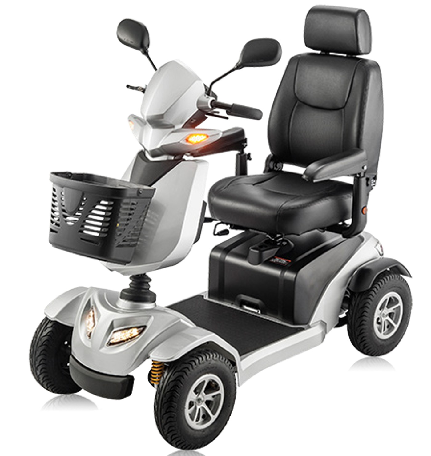 Interceptor mobility scooter
